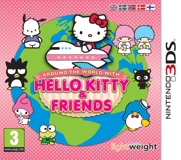 Around the World with Hello Kitty & Friends 3DS coverHQ (AHKZ)