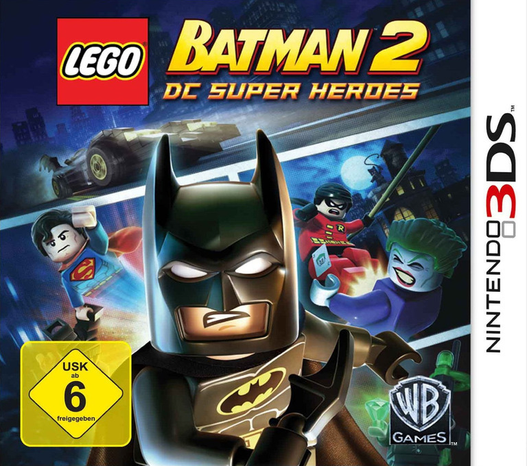 LEGO Batman 2 - DC Super Heroes 3DS coverHQ (ALBD)