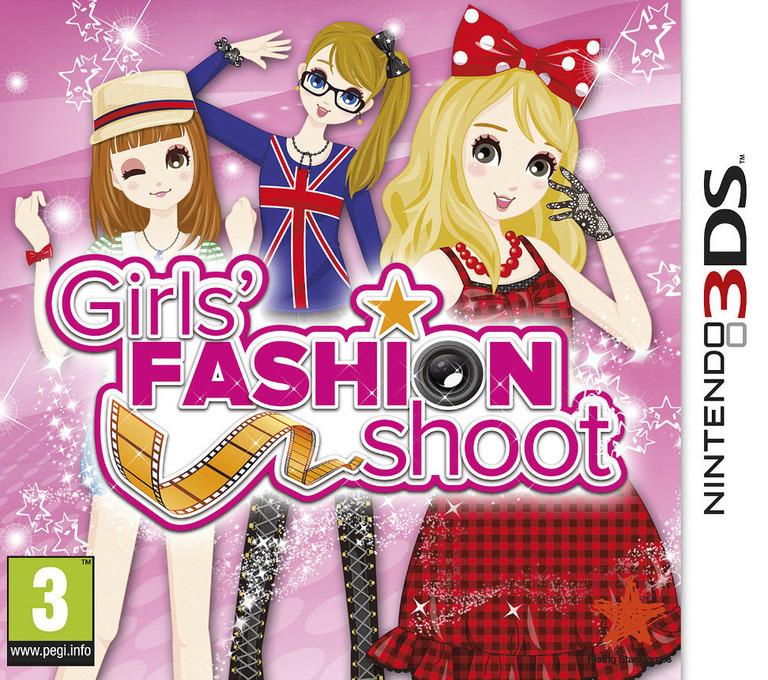 Girls' Fashion Shoot 3DS coverHQ (ANLP)