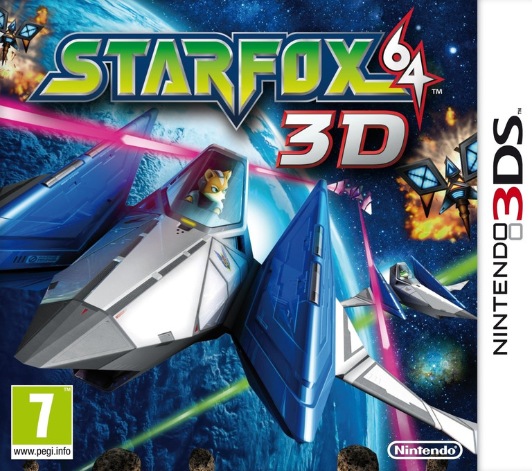 Star Fox 64 3D 3DS coverHQ (ANRP)