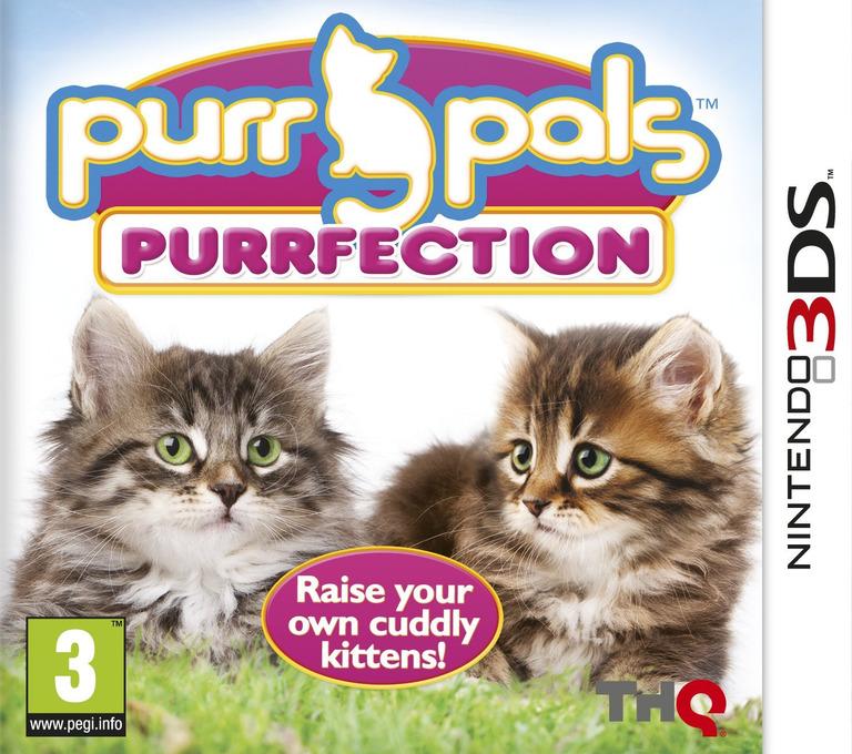 Purr Pals - Purrfection 3DS coverHQ (AP6P)