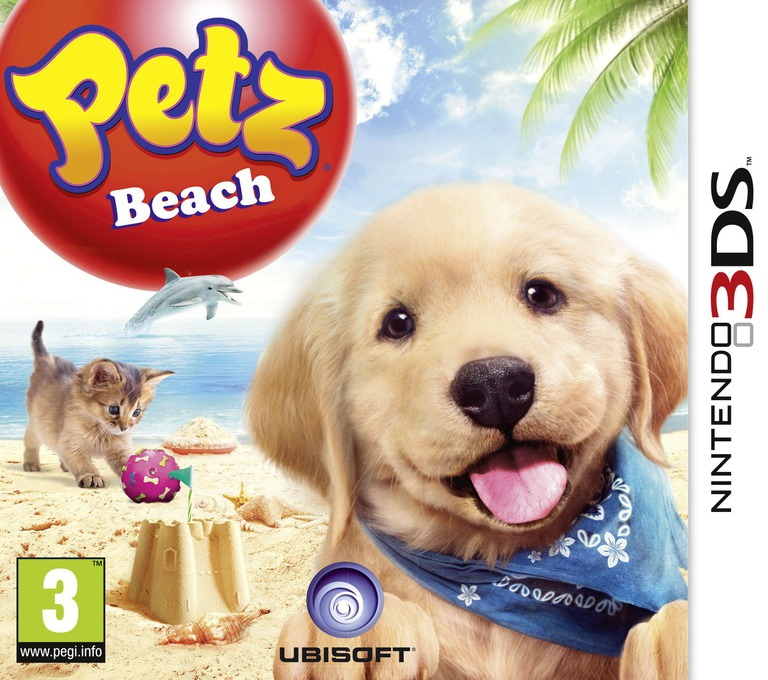 Petz Beach 3DS coverHQ (APIP)