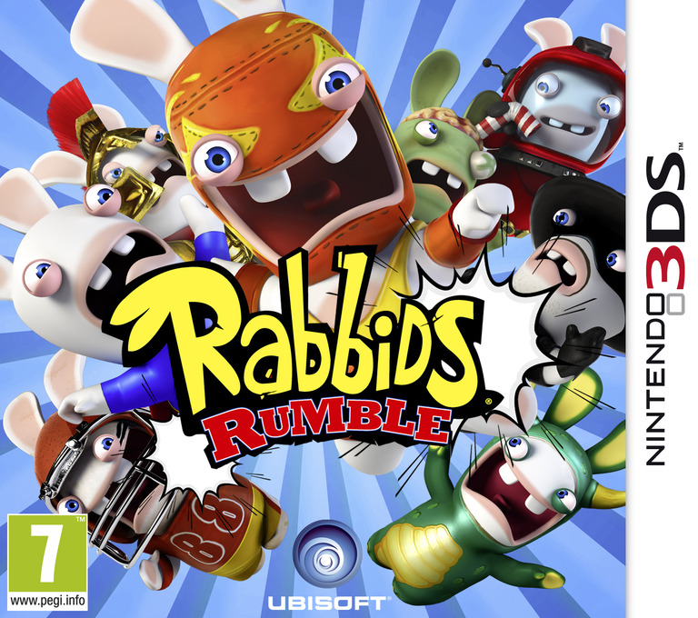 Rabbids Rumble 3DS coverHQ (AR5P)