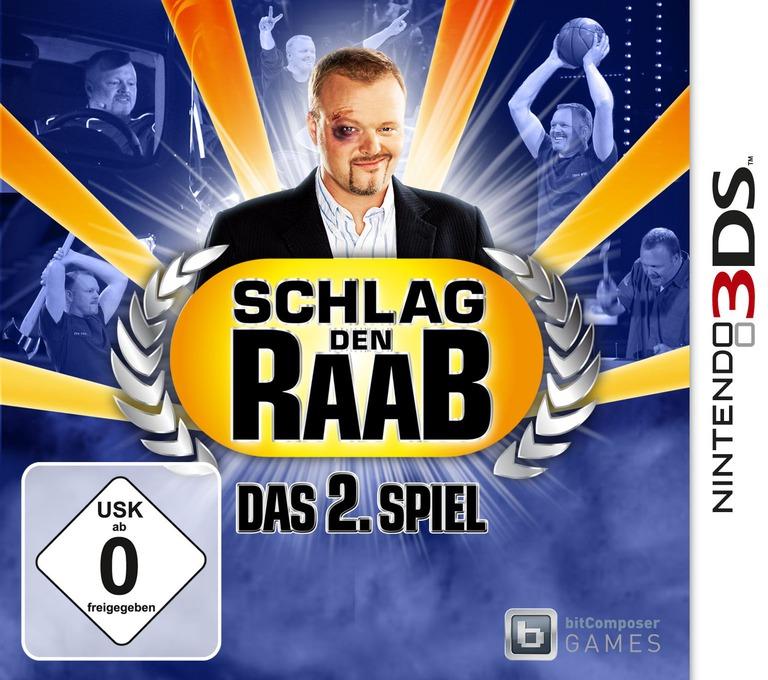 Schlag den Raab - Das 2. Spiel 3DS coverHQ (AS2D)