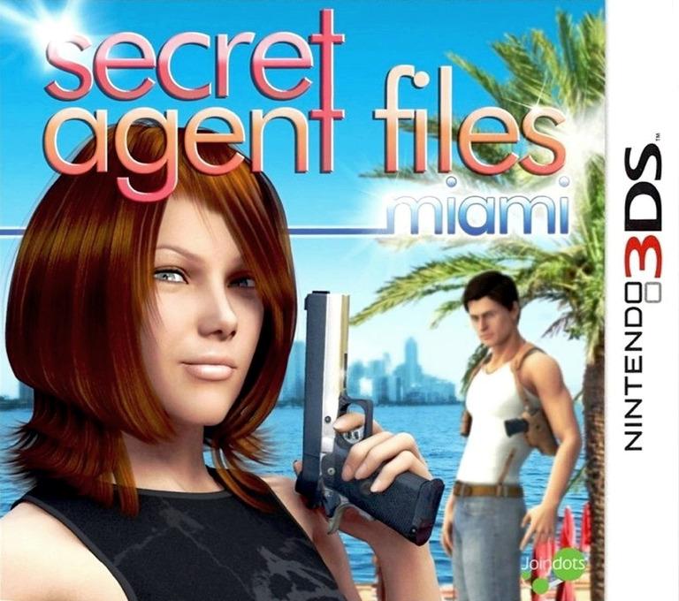 Secret Agent Files - Miami 3DS coverHQ (ASAP)