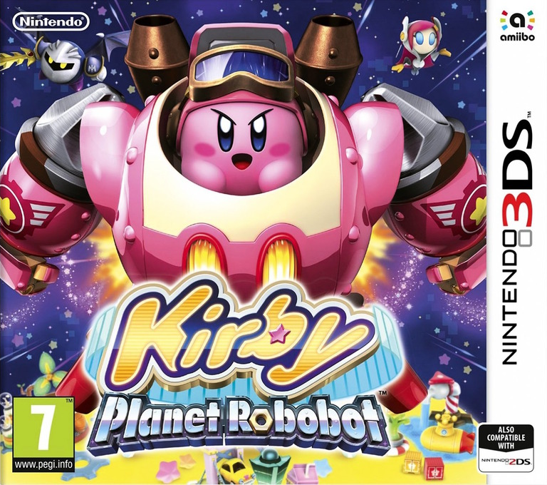 Kirby: Planet Robobot 3DS coverHQ (AT3P)