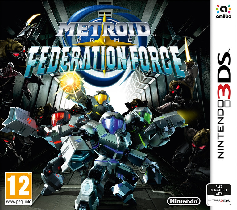 Metroid Prime: Federation Force 3DS coverHQ (BCAP)