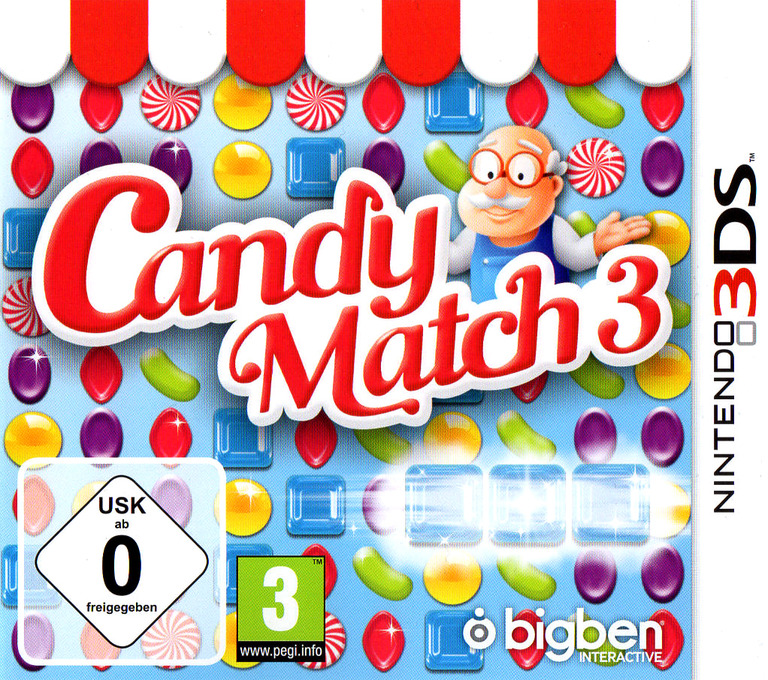 Candy Match 3 3DS coverHQ (BCMP)