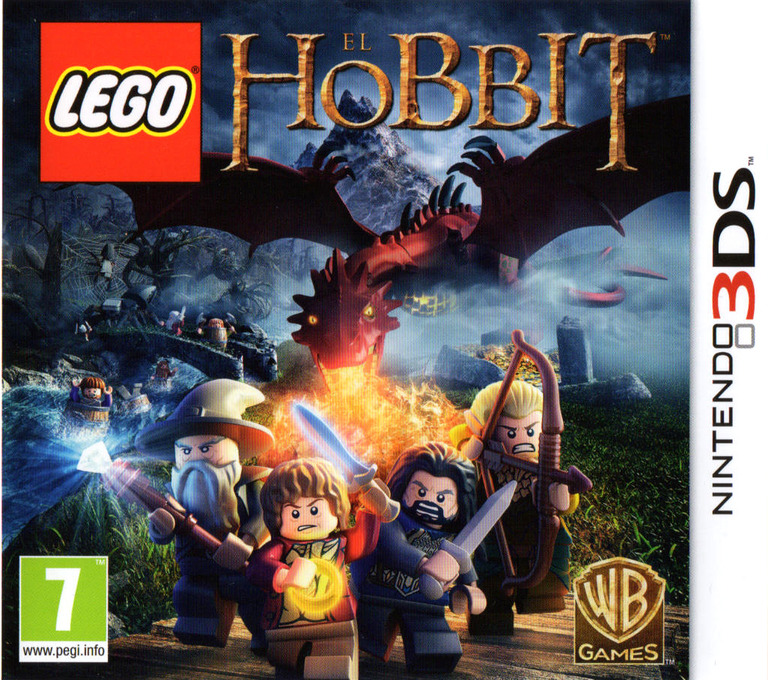 LEGO The Hobbit 3DS coverHQ (BLHX)