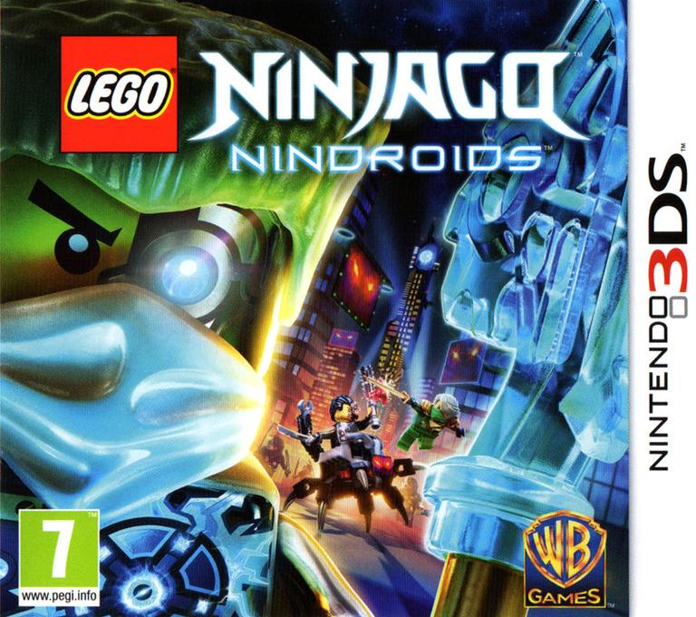 LEGO Ninjago - Nindroids 3DS coverHQ (BLNX)