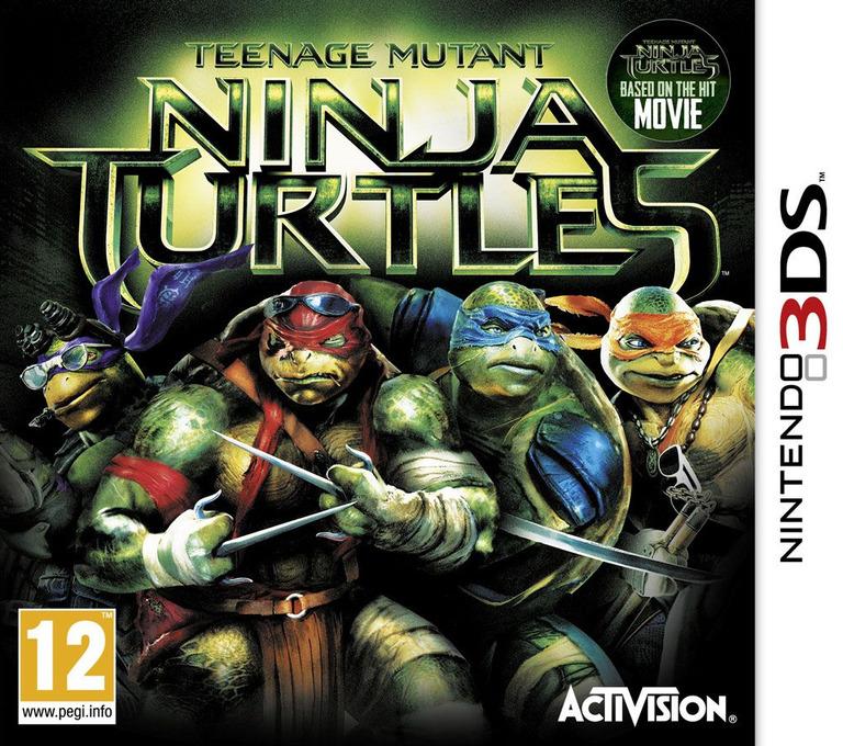 Teenage Mutant Ninja Turtles 3DS coverHQ (BTWP)