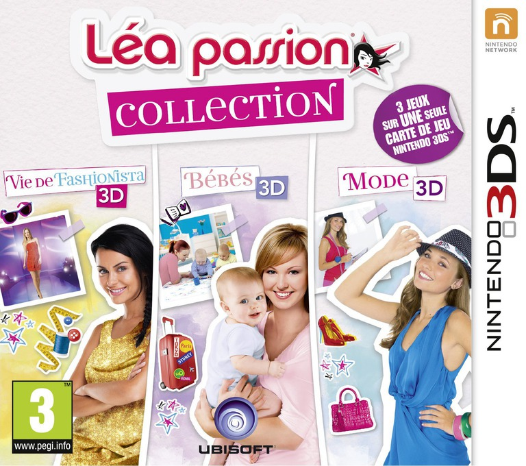 Léa passion collection 3DS coverHQ (BCLP)