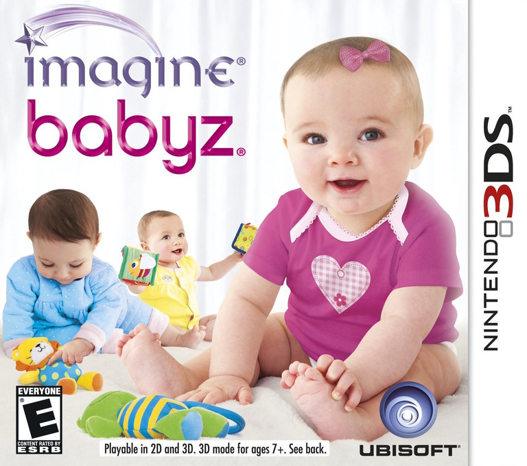 Imagine Babyz 3DS coverHQ (ABAE)