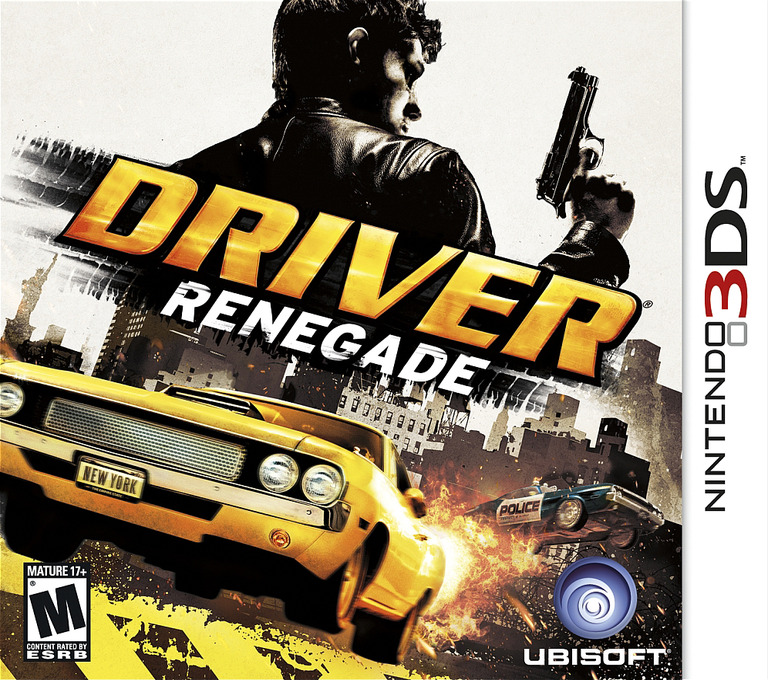 Driver - Renegade 3DS coverHQ (ADRE)