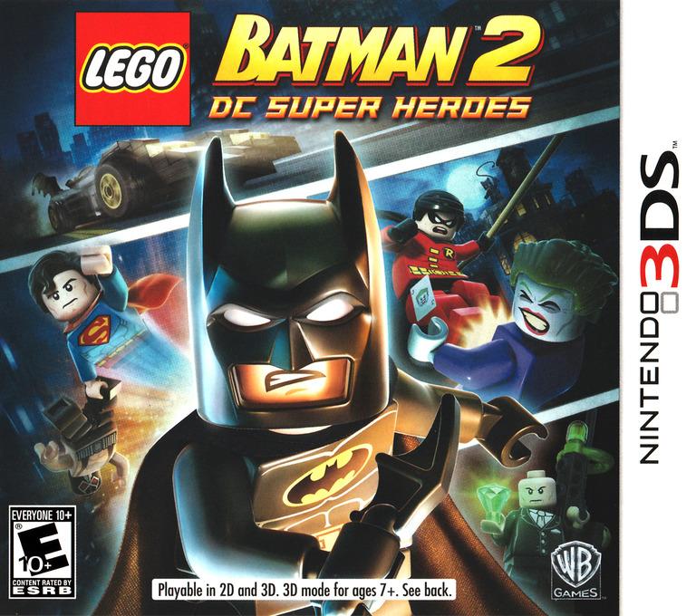LEGO Batman 2 - DC Super Heroes 3DS coverHQ (ALBE)