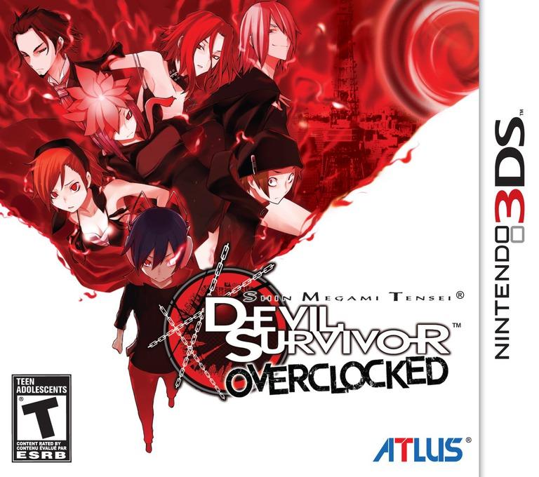 Shin Megami Tensei - Devil Survivor Overclocked 3DS coverHQ (AMTE)