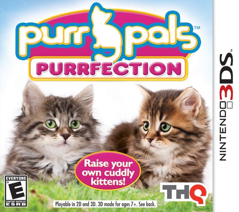 Purr Pals - Purrfection 3DS coverHQ (AP6E)