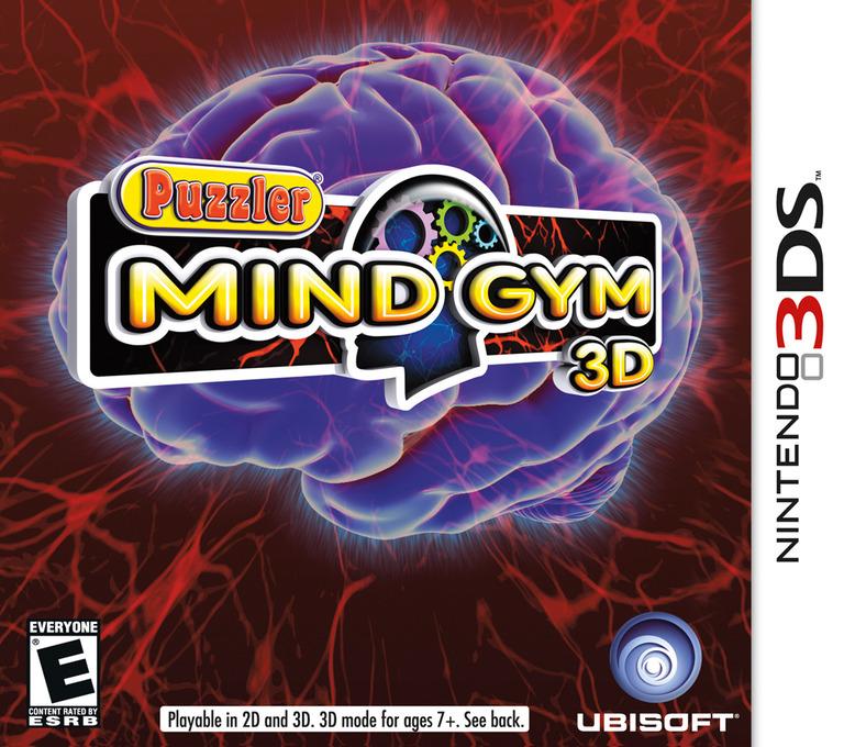 Puzzler Mind Gym 3D 3DS coverHQ (APUE)