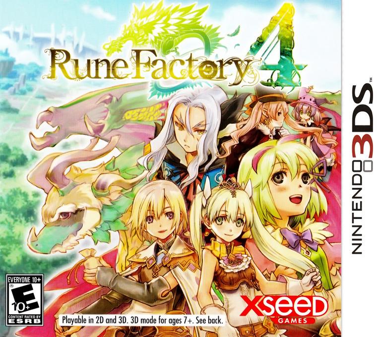 Rune Factory 4 3DS coverHQ (AR4E)