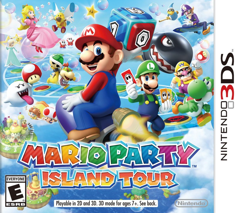 Mario Party - Island Tour 3DS coverHQ (ATSE)