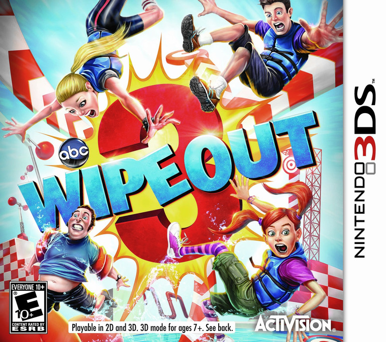 Wipeout 3 3DS coverHQ (AW3E)