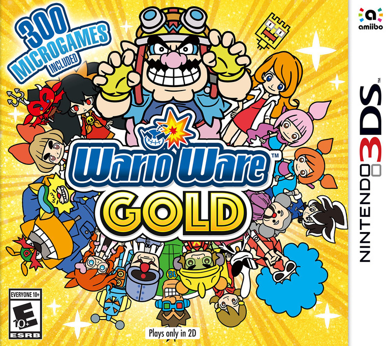 WarioWare Gold 3DS coverHQ (AWXE)