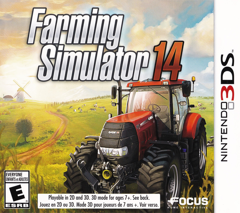 Farming Simulator 14 3DS coverHQ (BFSE)