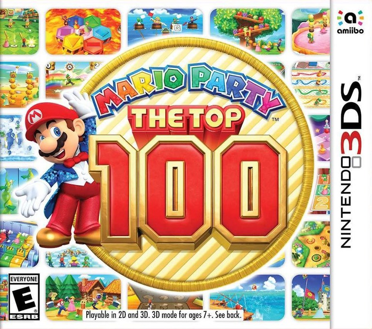 Mario Party: The Top 100 3DS coverHQ (BHRE)