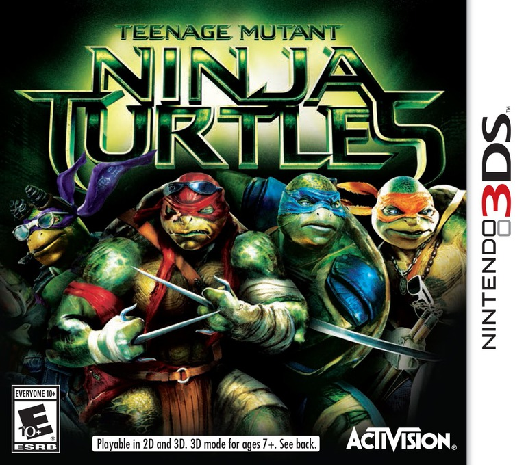 Teenage Mutant Ninja Turtles 3DS coverHQ (BNTE)