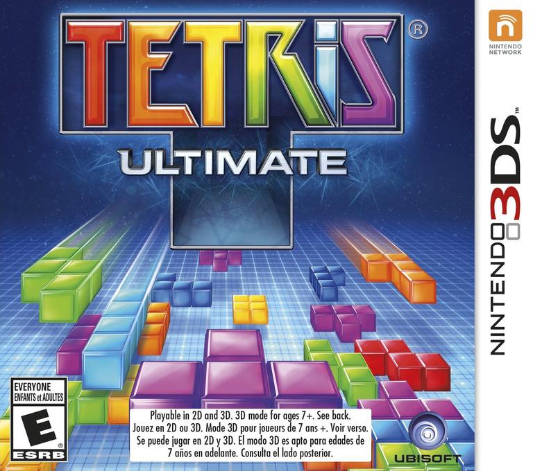 Tetris Ultimate 3DS coverHQ (BTLE)