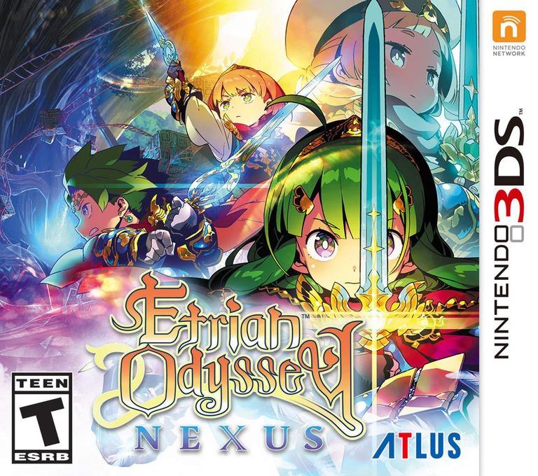 Etrian Odyssey Nexus 3DS coverHQ (BZME)