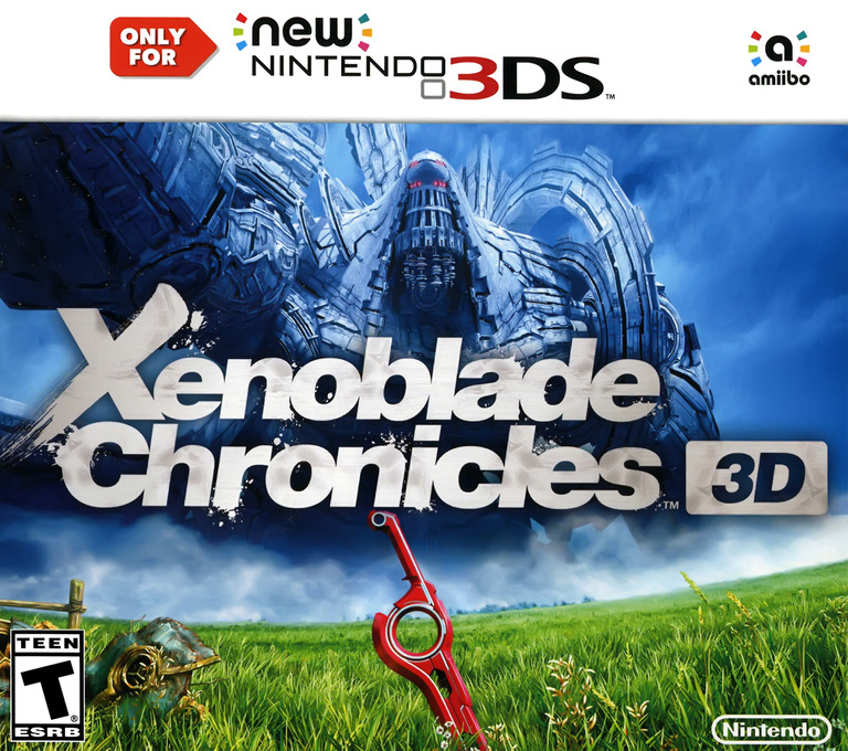Xenoblade Chronicles 3D 3DS coverHQ (CAFE)