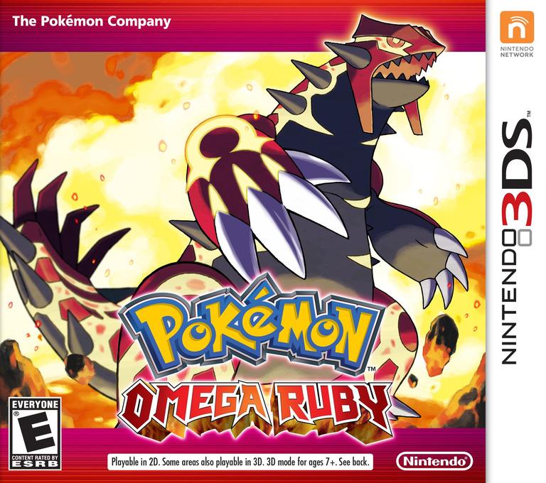 Pokémon Omega Ruby 3DS coverHQ (ECRE)