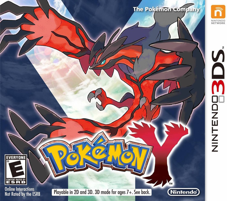 Pokémon Y 3DS coverHQ (EK2E)