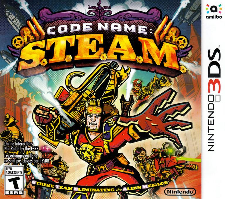 Code Name: S.T.E.A.M. 3DS coverHQ (AY6E)