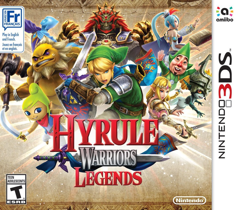 Hyrule Warriors Legends 3DS coverHQ (BZHE)