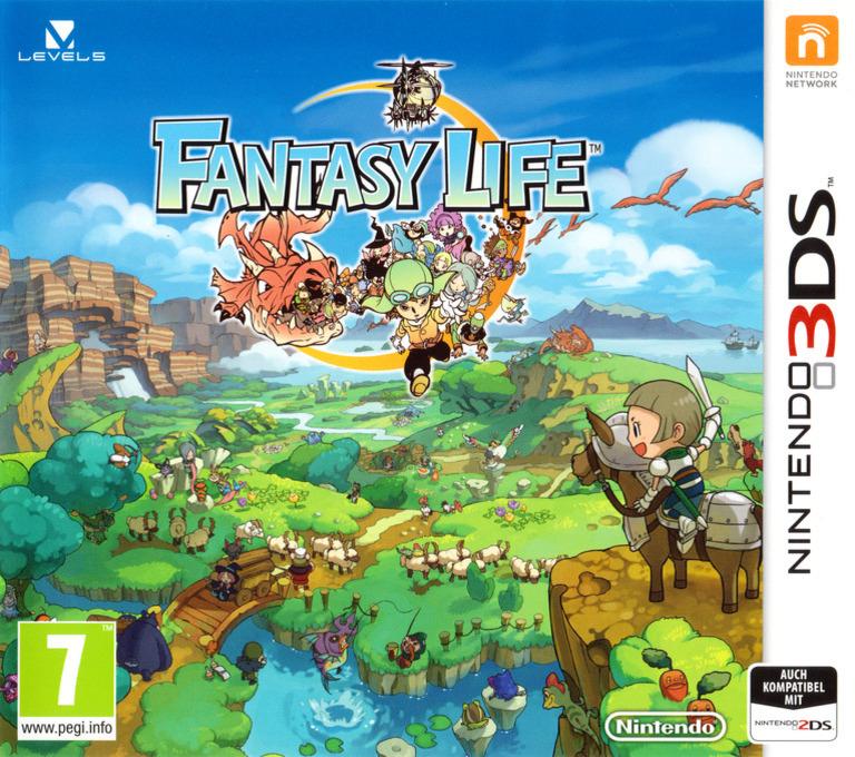 3DS coverHQB (AFLP)