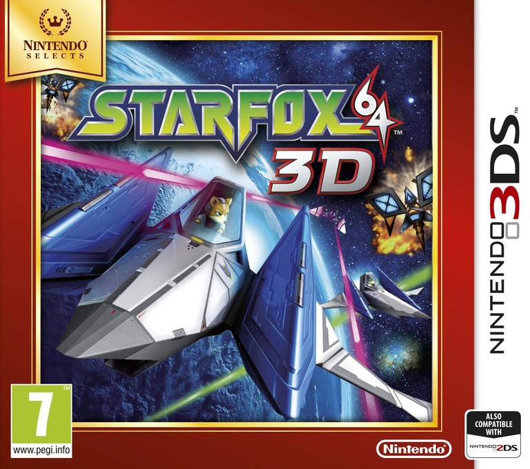 Star Fox 64 3D 3DS coverHQB (ANRP)
