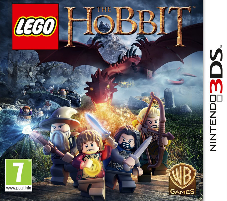 LEGO The Hobbit 3DS coverHQB (BLHP)
