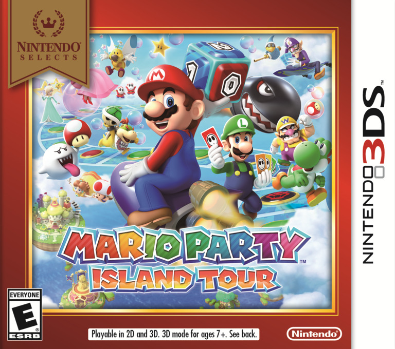 Mario Party - Island Tour 3DS coverHQB (ATSE)