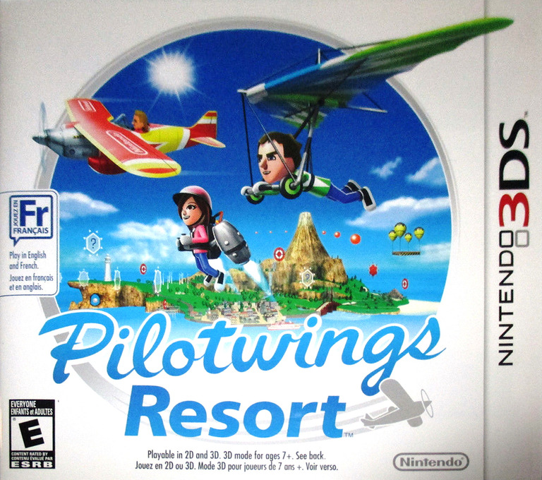 Pilotwings Resort 3DS coverHQB (AWAE)