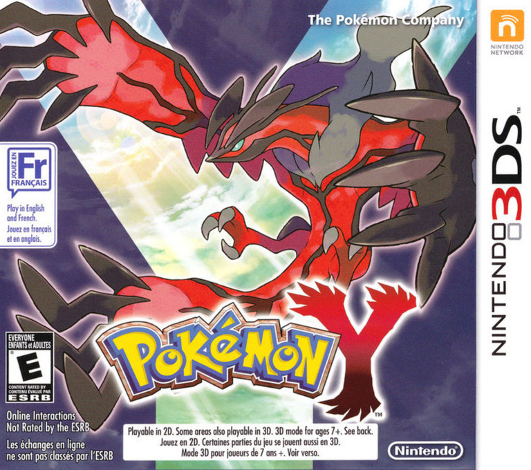 Pokémon Y 3DS coverHQB2 (EK2E)