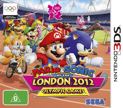 Mario & Sonic at the London 2012 Olympic Games 3DS coverM (ACMP)