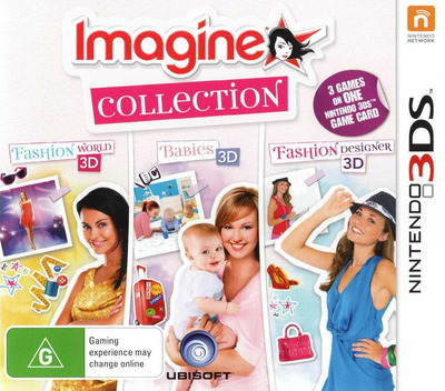 Imagine Collection 3DS coverM (BCLP)