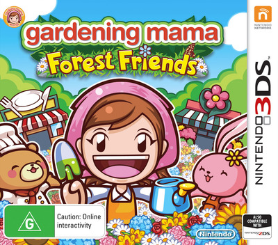 Gardening Mama - Forest Friends 3DS coverM (BGMP)
