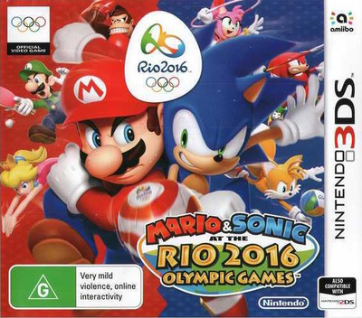 Mario & Sonic at the Rio 2016 Olympic Games 3DS coverM (BGXP)