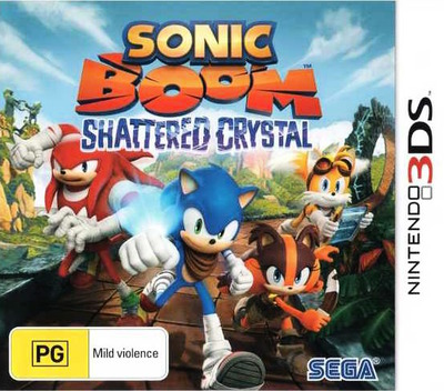 Sonic Boom - Shattered Crystal 3DS coverM (BSYP)