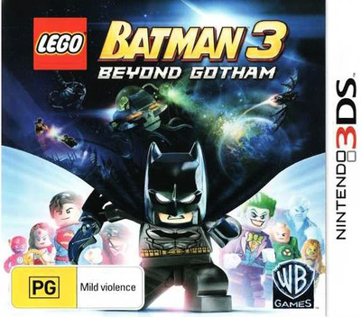 LEGO Batman 3 - Beyond Gotham 3DS coverM (BTMP)