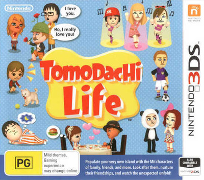 Tomodachi Life 3DS coverM (EC6P)