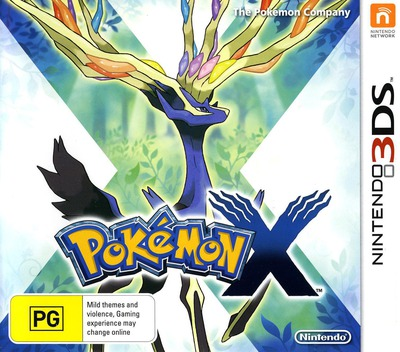 Pokémon X 3DS coverM (EKJP)
